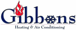 Heating Cooling Mississauga - Gibbons Heating & Air Conditioning  Logo
